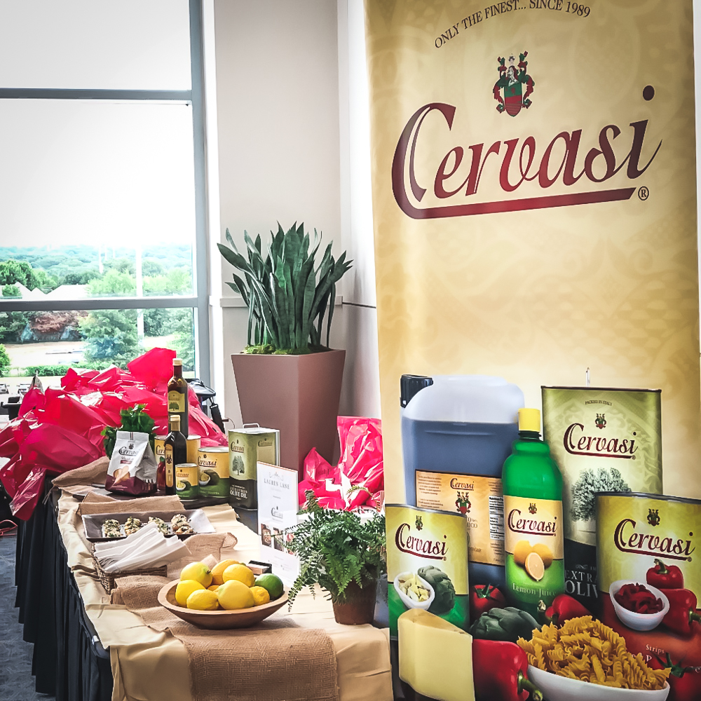 Cervasi Table Just For Her Event