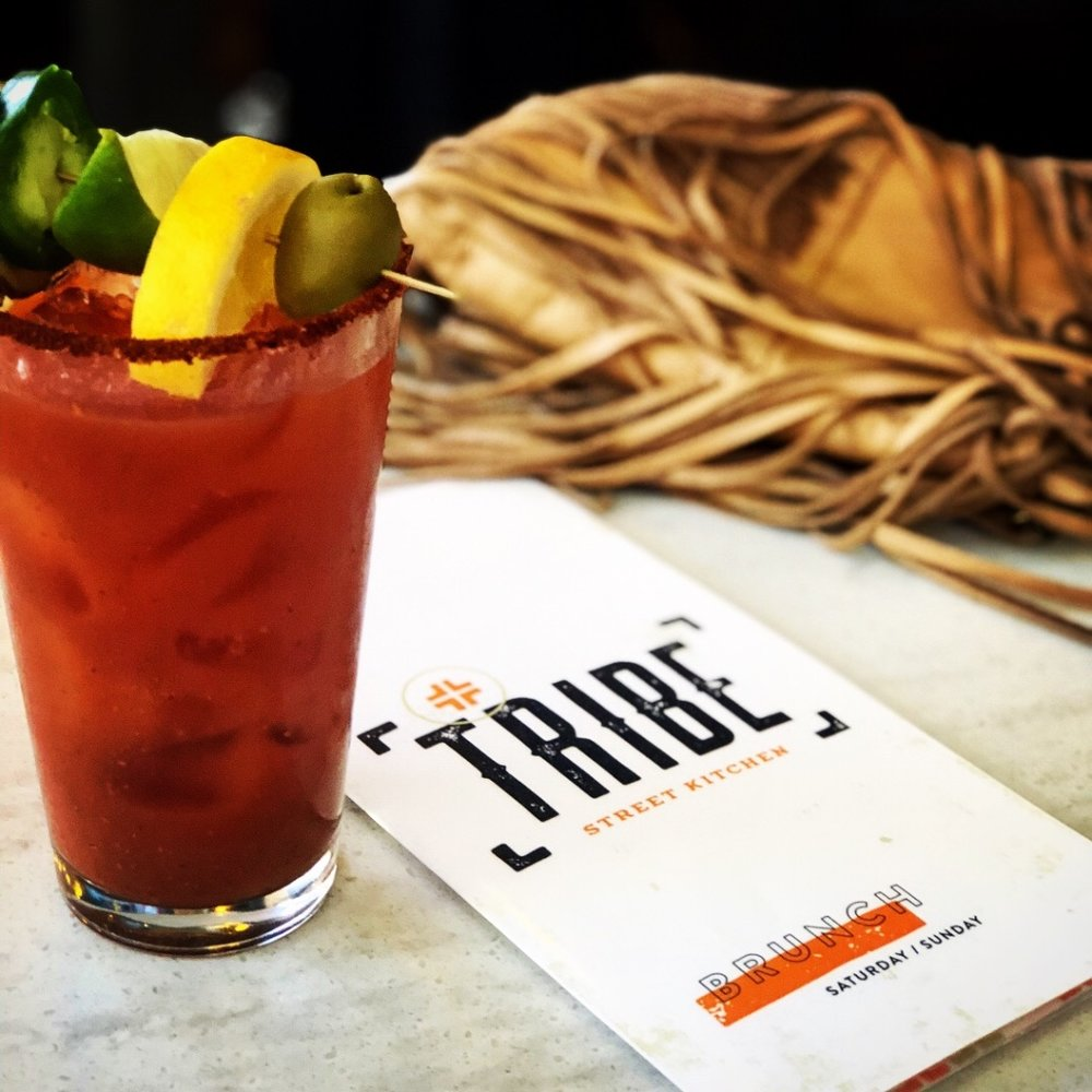 Tribe River Market Bloody Mary