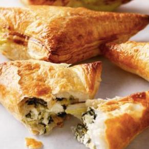 artichoke putff pastry