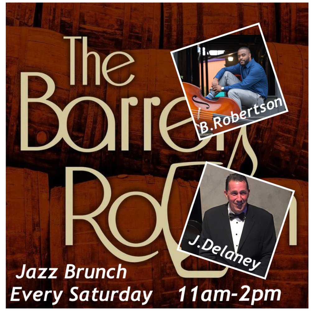 Saturday Jazz Brunch Barrel Room.JPG