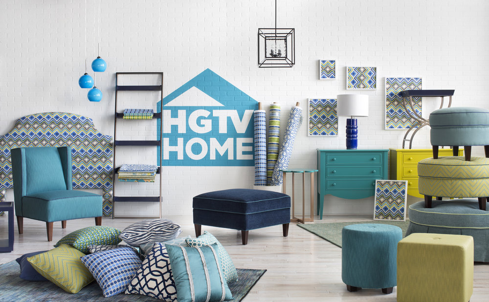 How did we transform America's leading home and garden television network into smart and stylish products for the home?