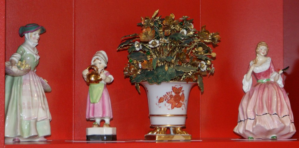 Vintage Royal Dalton & Royal Worcester Figurines