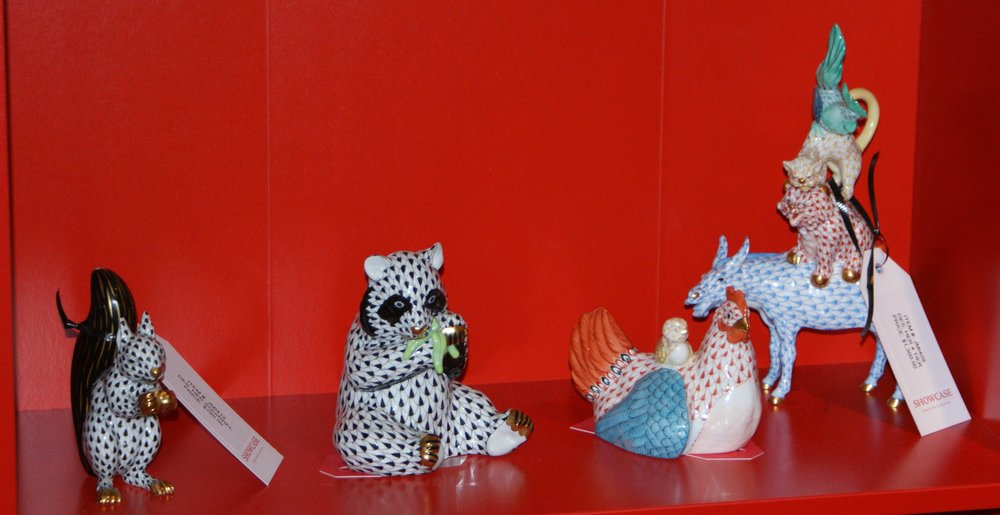 Animal Herend Collectibles