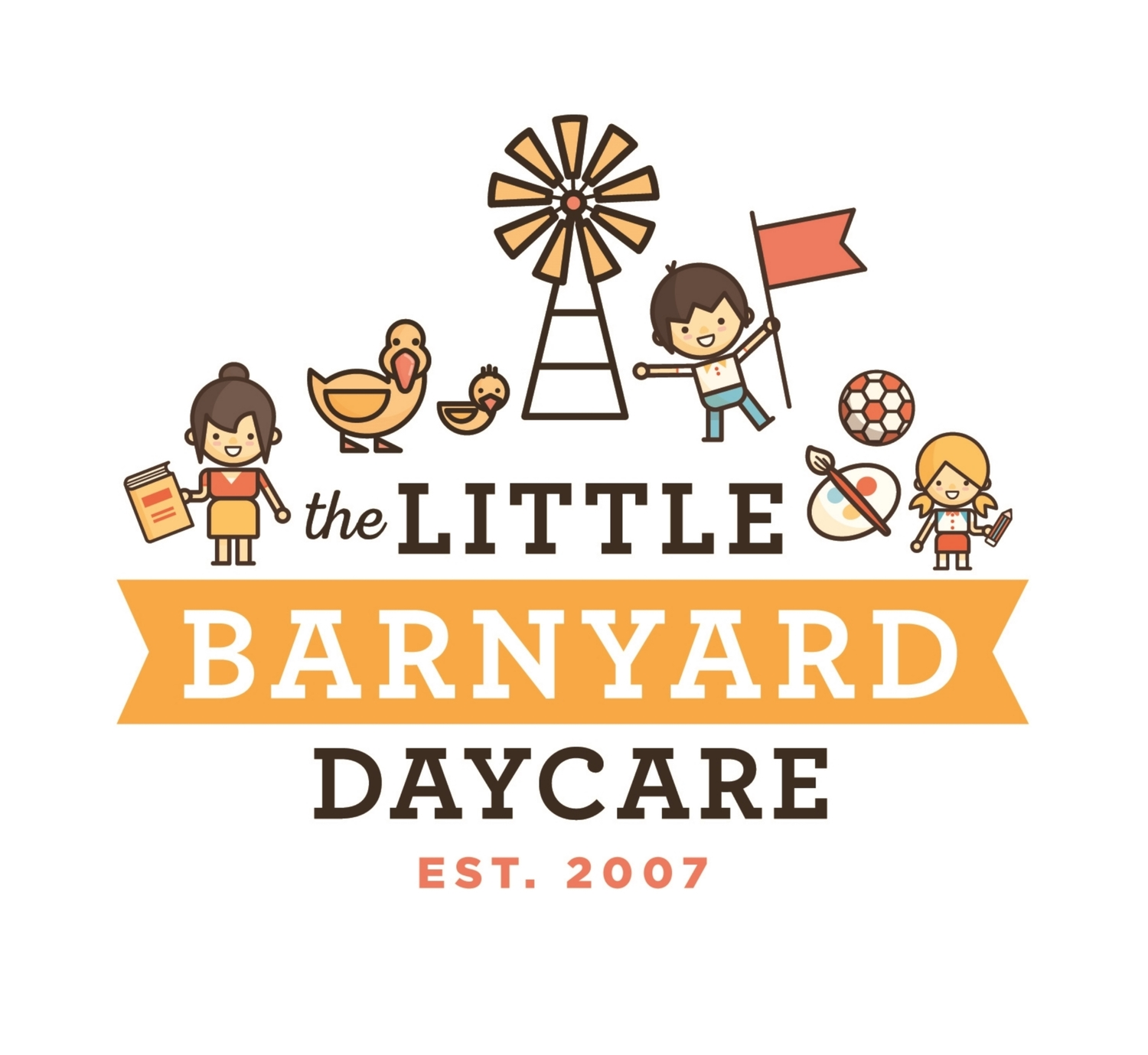 The Little Barnyard Daycare