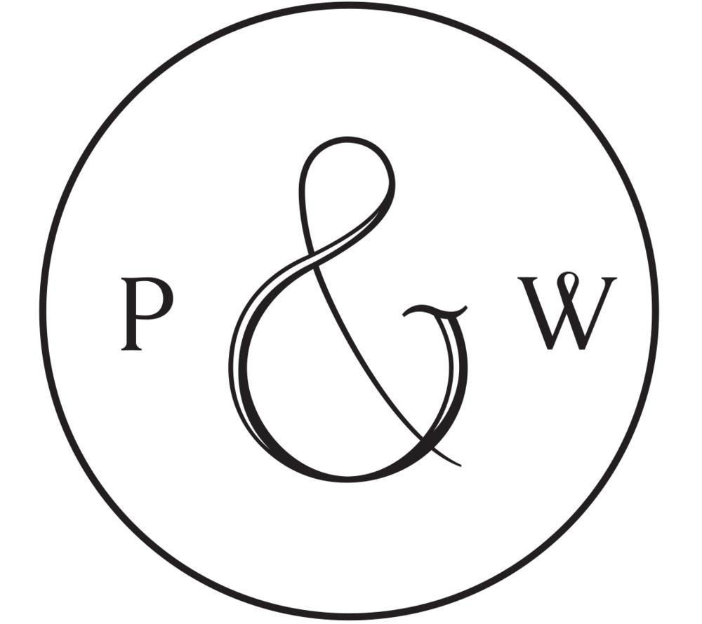 Pelham and White simple logo