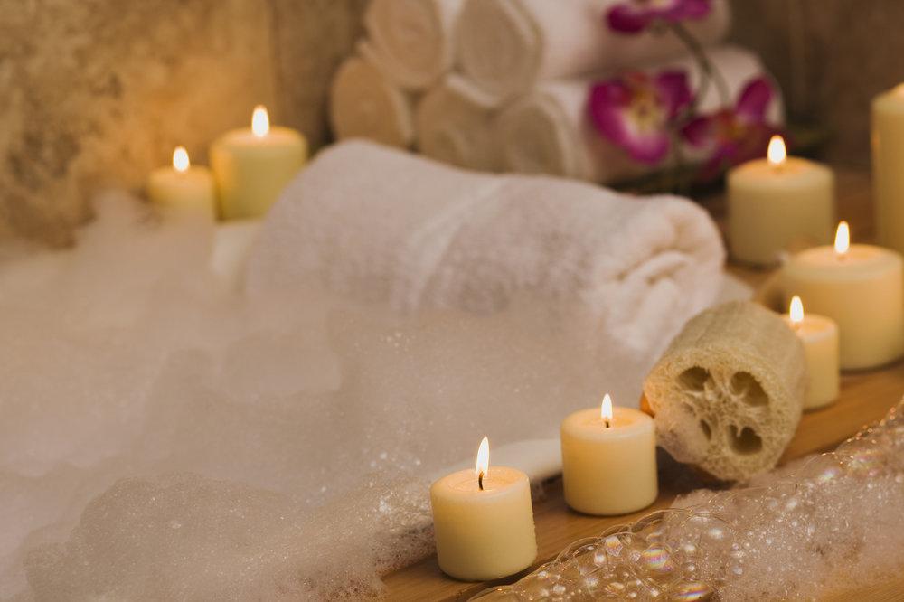 The Rejuvenating Power of Baths