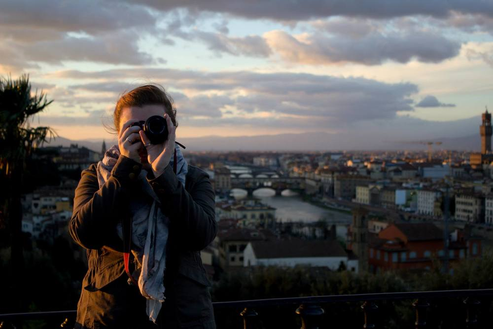 Florence, Italy.Fall 2014