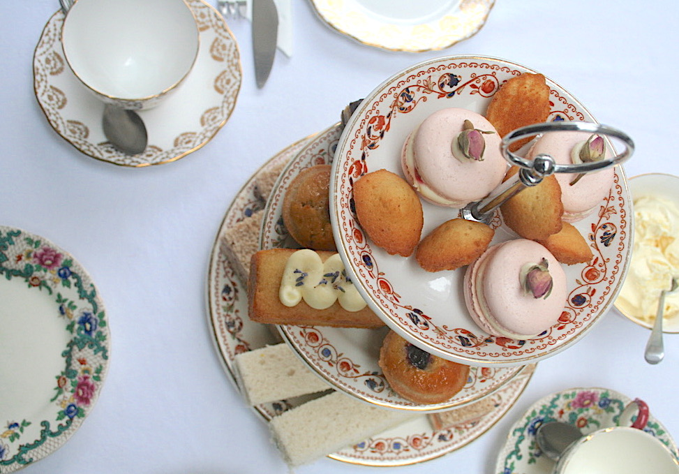 Caked Teas Afternoon Tea