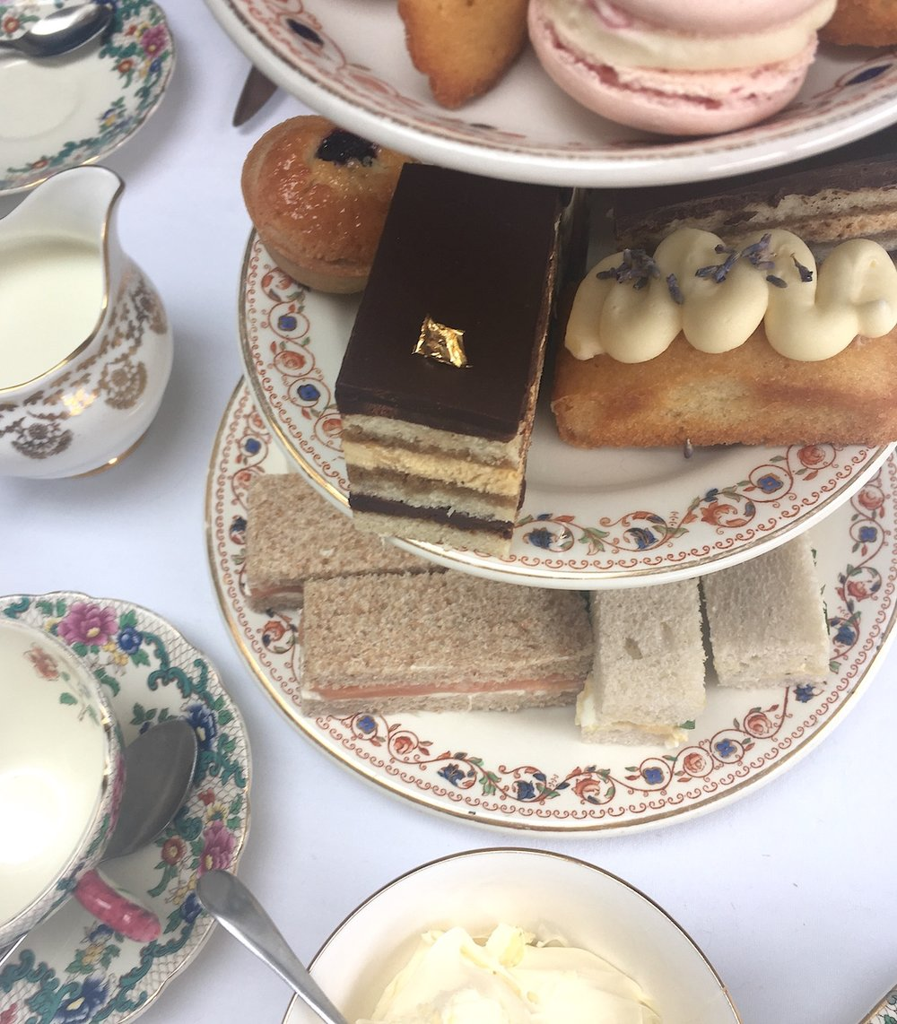 Caked Teas - Afternoon Tea London