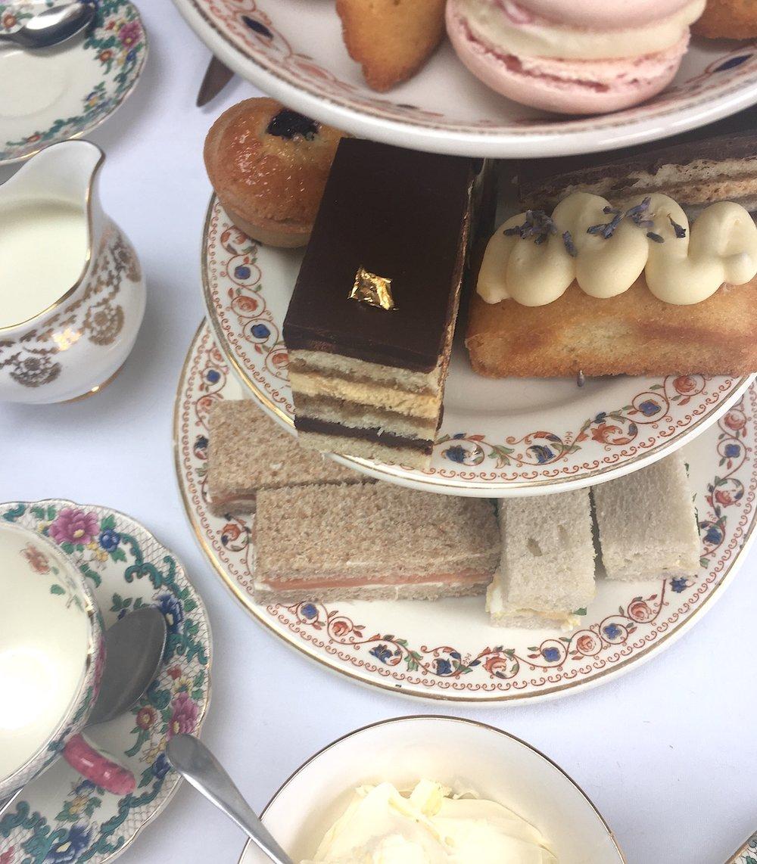 Caked Teas - Afternoon Tea London