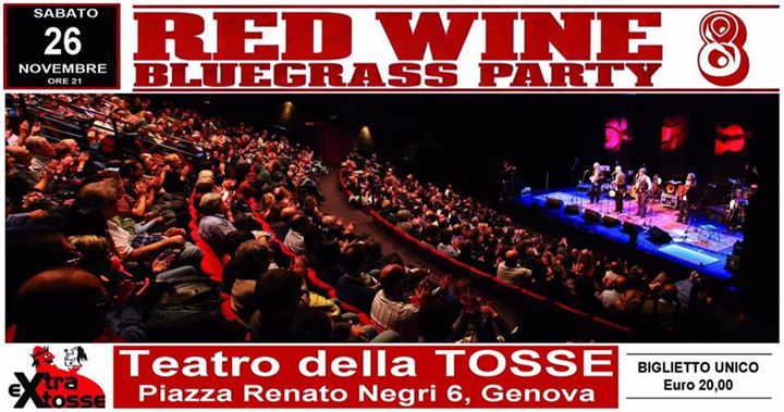 red wine bluegrass party 8