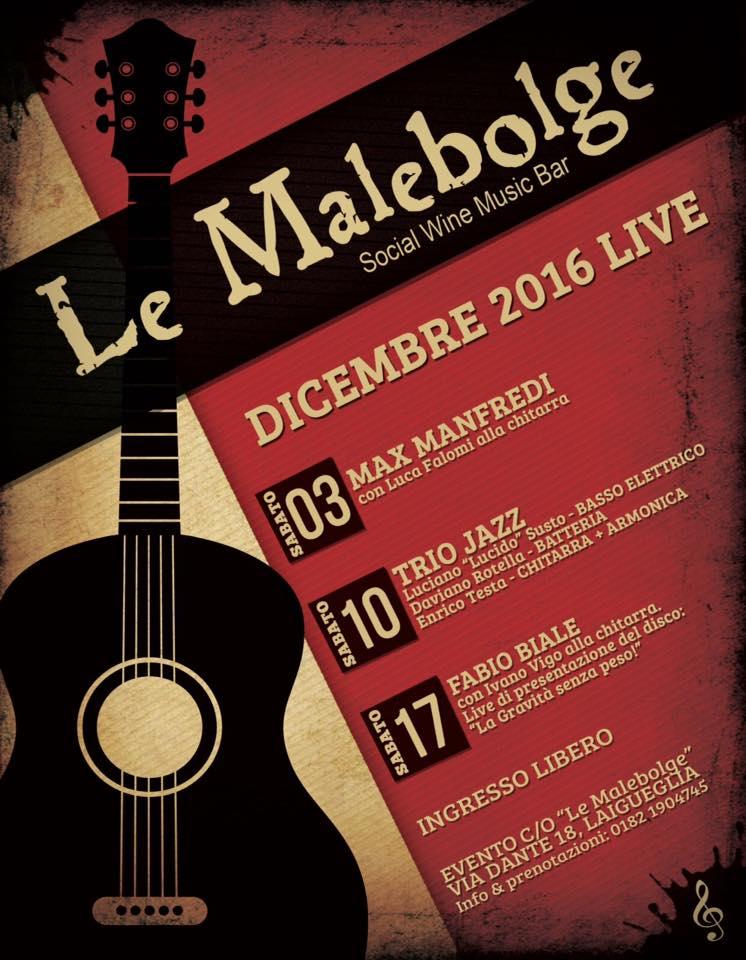 FABIO BIALE @ LE MALEBOLGE