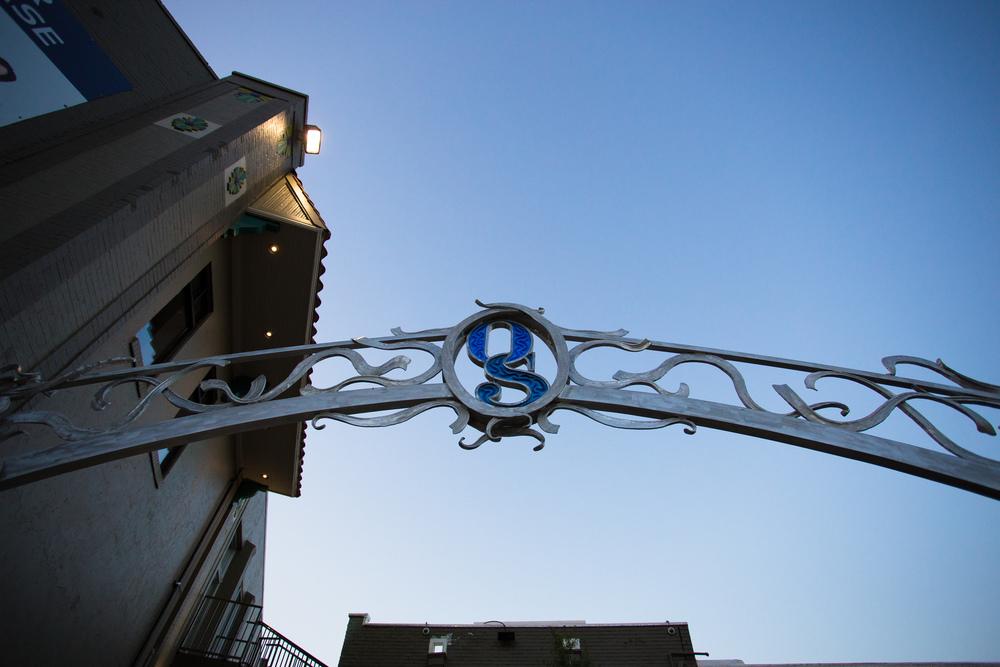 Overton Square Arch
