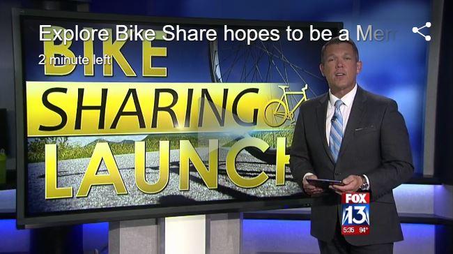 Explore Bike Share — News — Overton Square