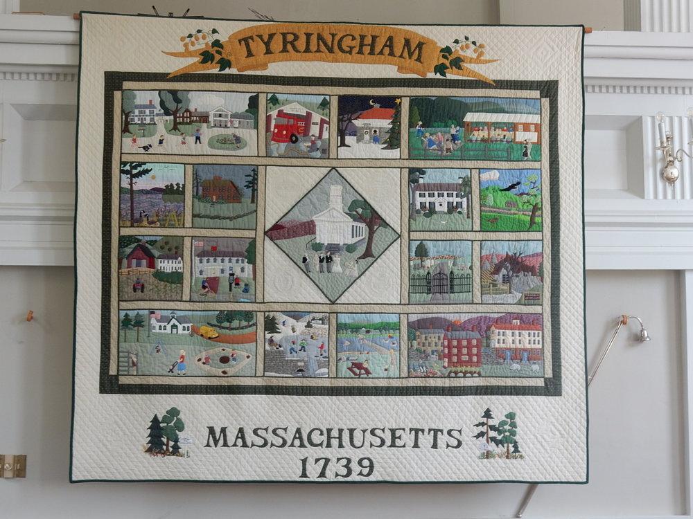 Tyringham Quilt