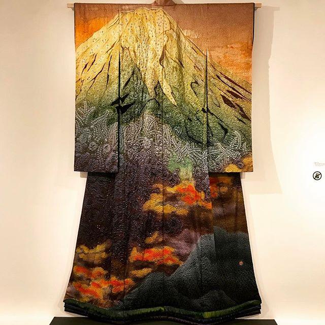 An Itchiku Kubota kimono