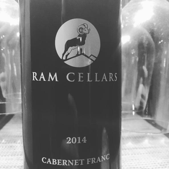 Ram Cellars 2014 Cabernet Franc