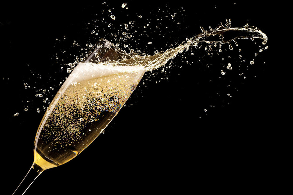 Champagne is the height of sparkling wine, the sparkling wine that every other sparkling wine wishes it was.