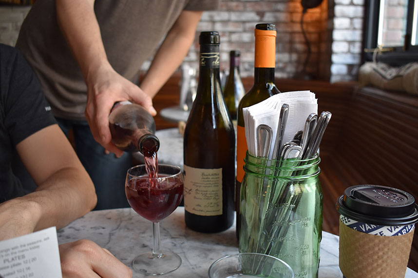Natural wine may be trendy, but its also challenging how we appreciate wine.