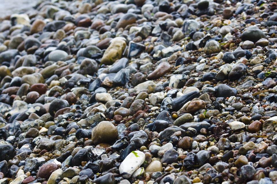 Wet rocks at a beach may seem confusing in the context of wine, but if you think about it you will start to get a sense of it in some wine.