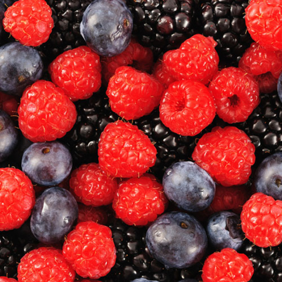 "Mmmm berries! If these flavors and aromas smack you in the face, then a wine is very ""fruit forward"""