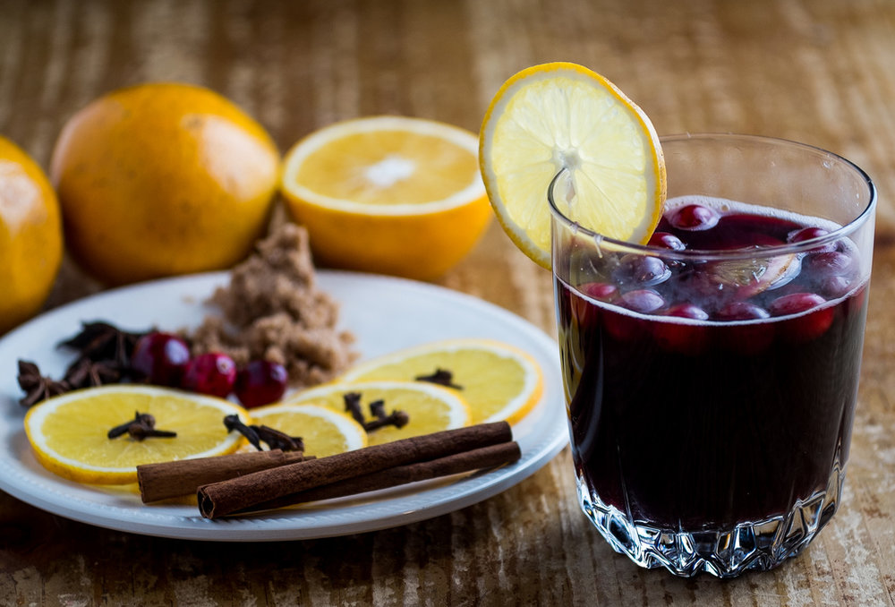Grab a cheap bottle of full bodied red, some cinnamon sticks, cloves, and some citrus. If you are feeling brave you can even add a splash of brandy!