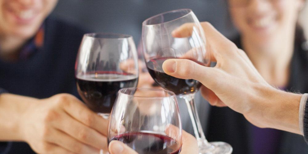 Drink more wine = Enjoy wine more