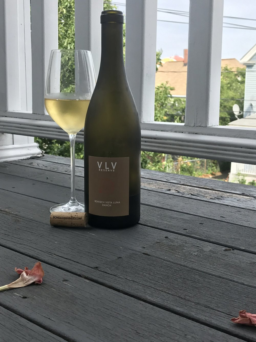 The wine that started so much love for the easy going Verdelho! The VLV from the Scholium Project.