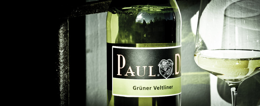 If you are going to drink Grüner Veltliner, you might as well start looking for some Paul D! The dude is cool, he started working in winemaking at 16! His wine is super chill and refreshing. Also comes in a big bottle for sharing...or not sharing.