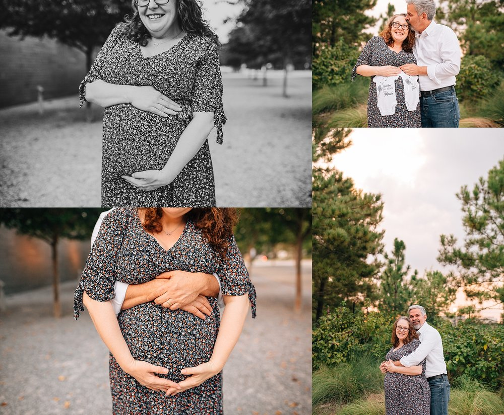 The Woodlands, Spring Newborn Photographer