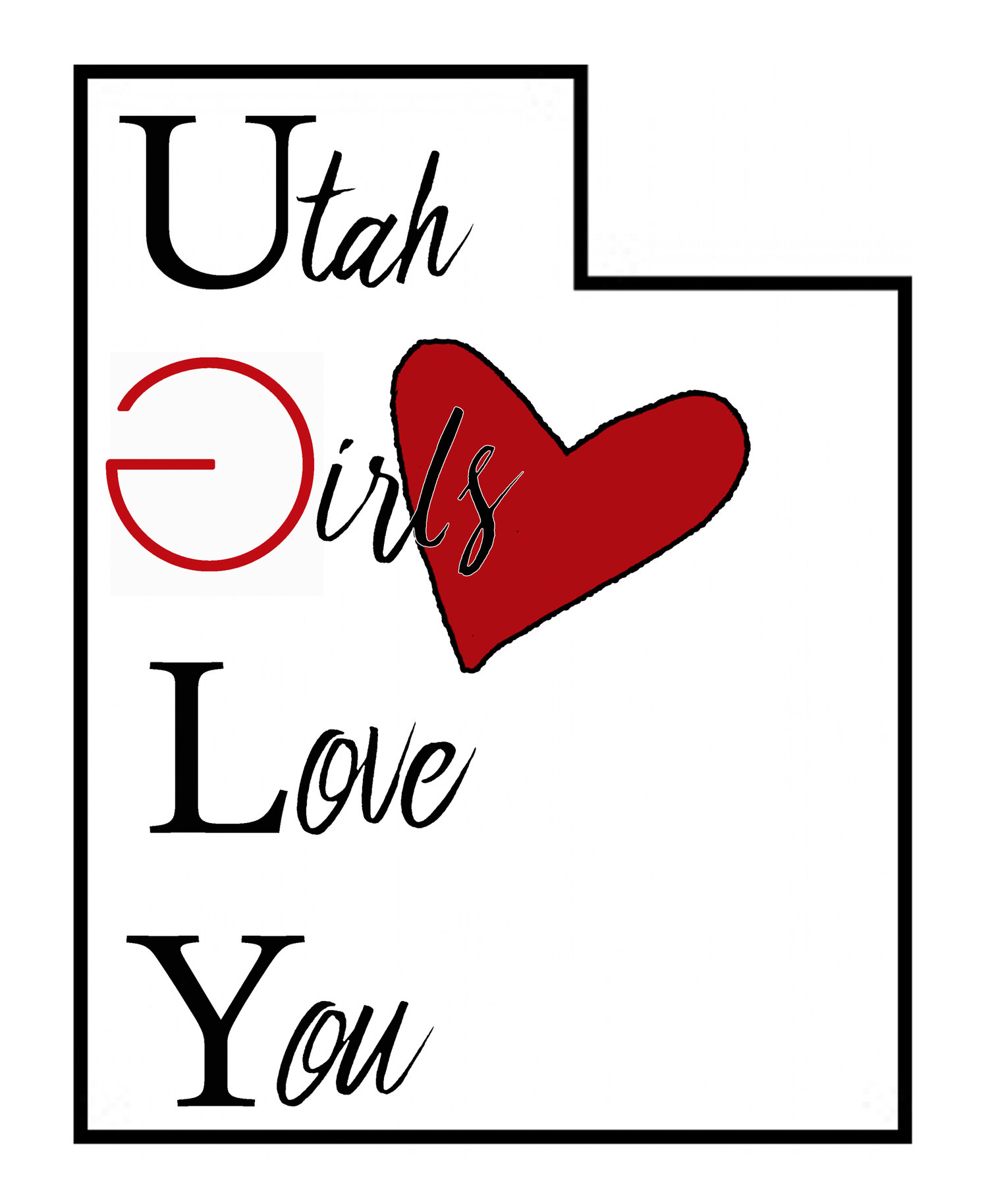 Utah Girls Love You