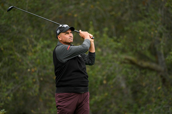 """We started working together  in 1984 and there is no question  he made me the player that I am.""  --Rocco Mediate"