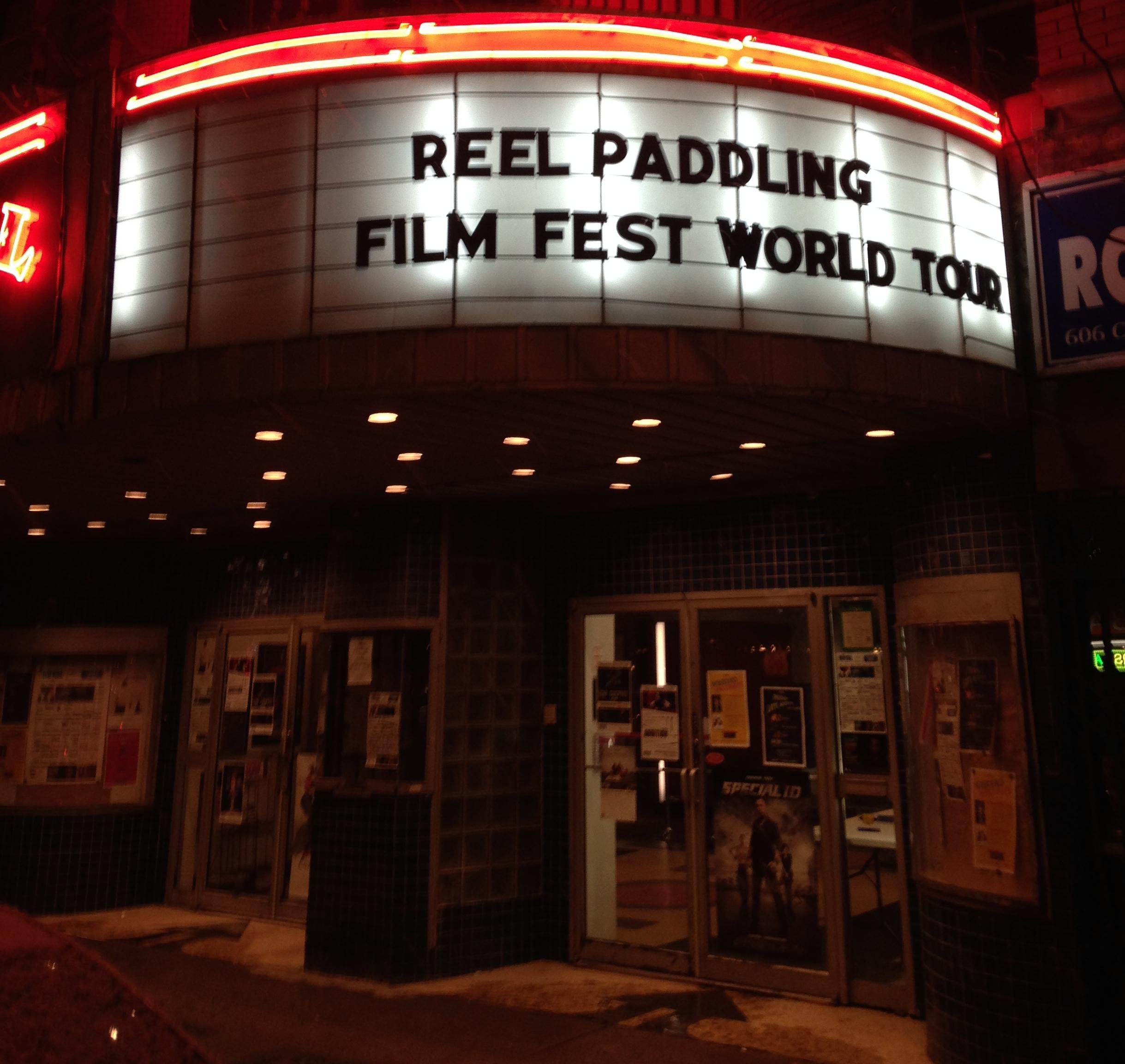 ReelPaddlingFilmFestival