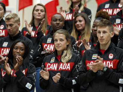 Canada to send its 'best' athletics team in history to the Rio Olympics