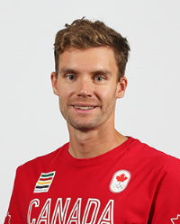 Bio - Date of Birth: 27th November 1983Place of birth: Quebec CityResidence: Canmore, AlbertaHeight : 185 cmWeight: 75 kgEducation : Accounting CPAClub : Running RoomCoach: David Gagnon