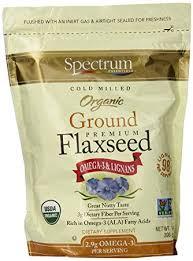 Spectrum Flax Seeds