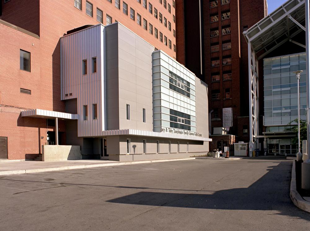 UHN Toronto Western Hospital Gamma Knife Centre  Toronto, ON  Principal in Charge Health Strategy Architects Ltd.  2005