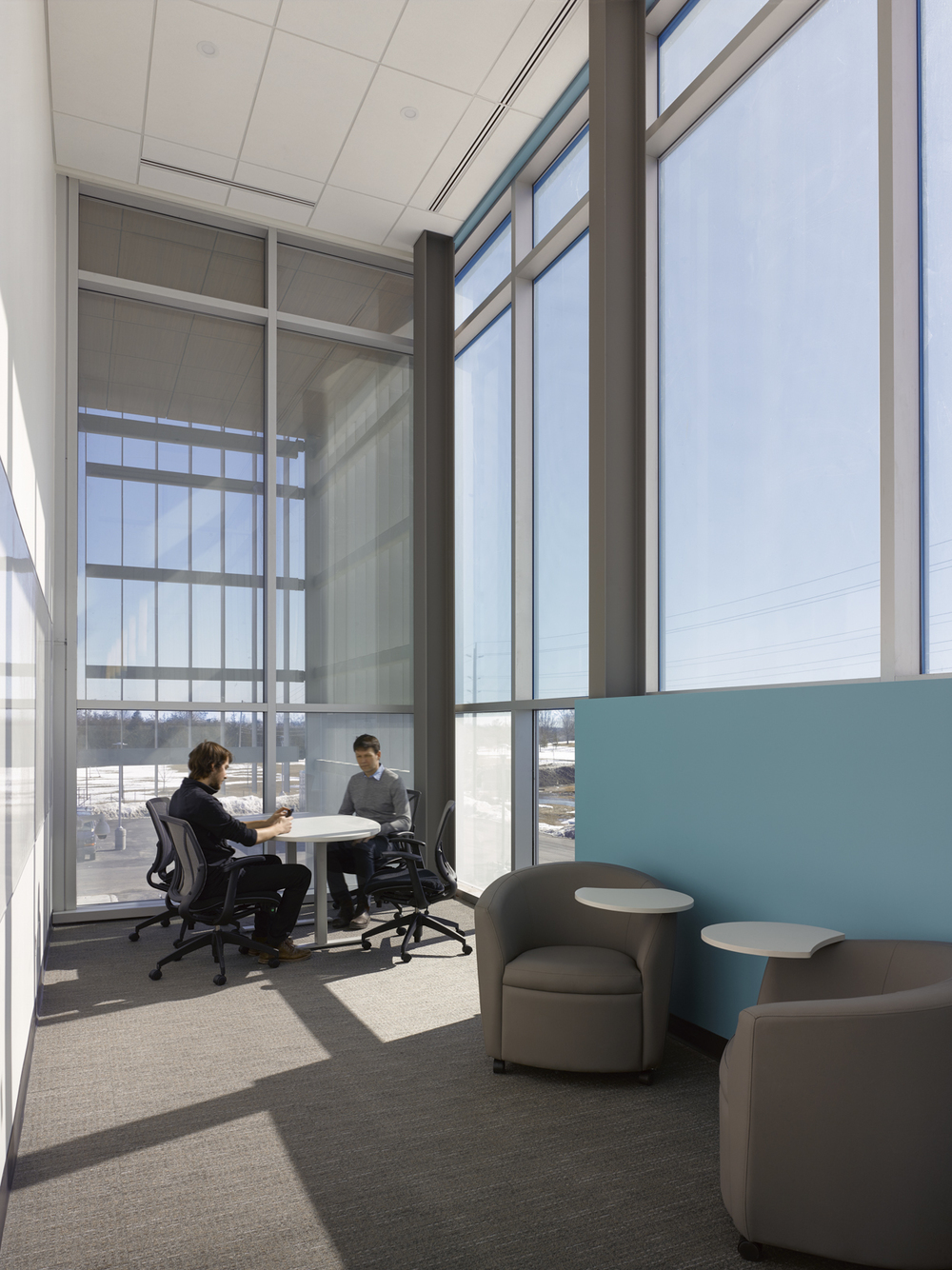 Hastings and Prince Edward Public Health Unit  Belleville, ON  Principal in Charge Kasian Architecture Ontario Inc.  2014