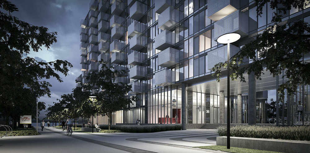 Tippet     Residential Condominium  Toronto  Pre-Construction