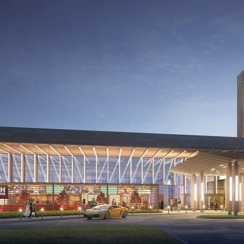Chatham Casino & Entertainment      Casino, Restaurants, Entertainment  New build Casino with public restaurant amenities     Construction Document  Chatham