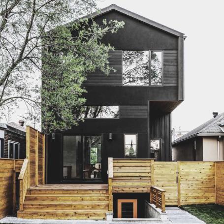 Woodmount House Hudson Architecture  Toronto, ON 2018