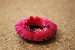 Anika's Donut with Sprinkles