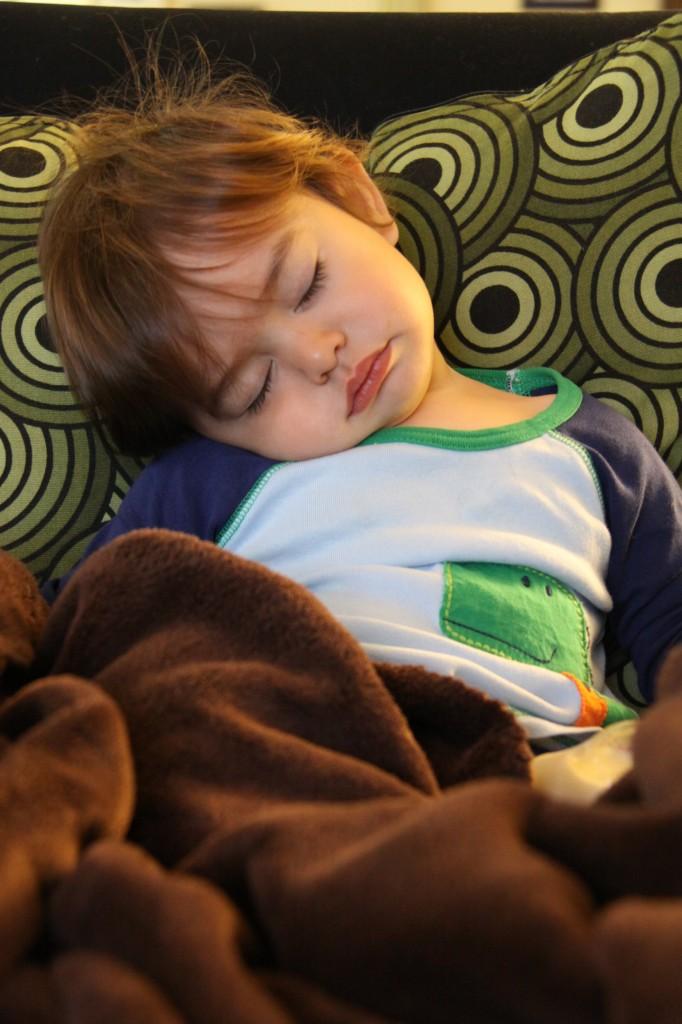 Ian Sleeps