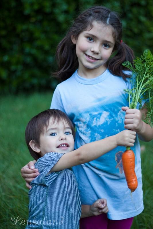 Kids Carrot