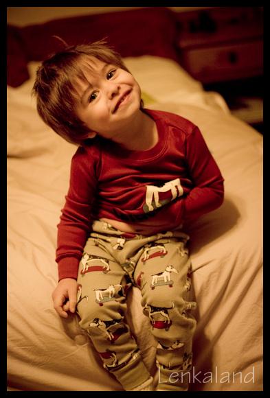 Ian Gymboree Pajamas