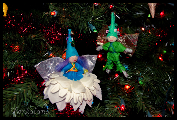 Forest Fairy Angels