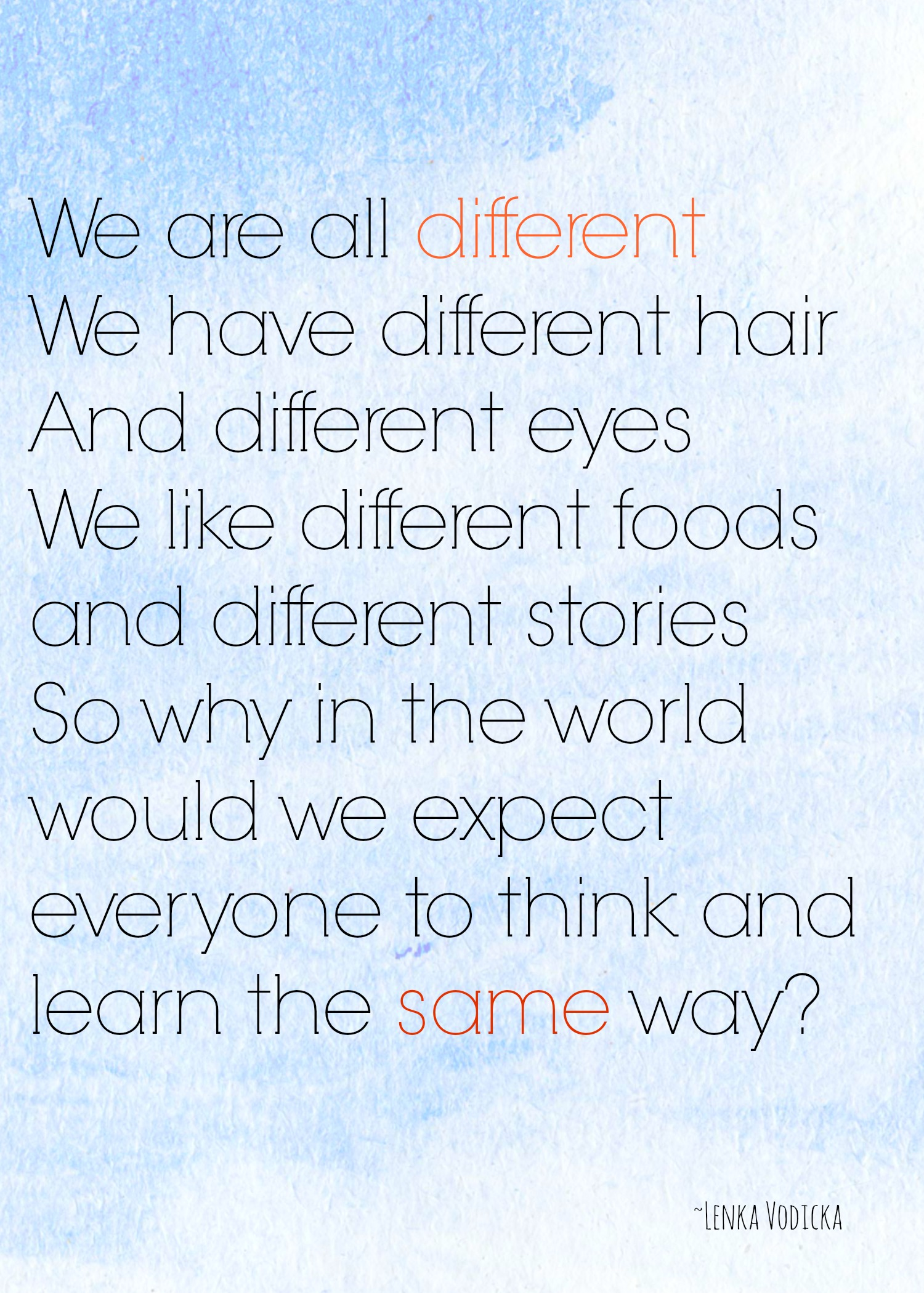 DifferentLearners