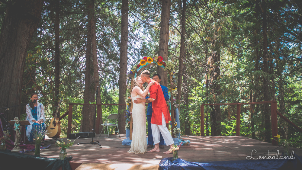 Woodland Wedding | Lenkaland Photography