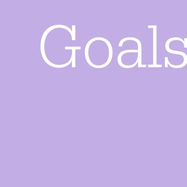 Goals CMT Alphabet
