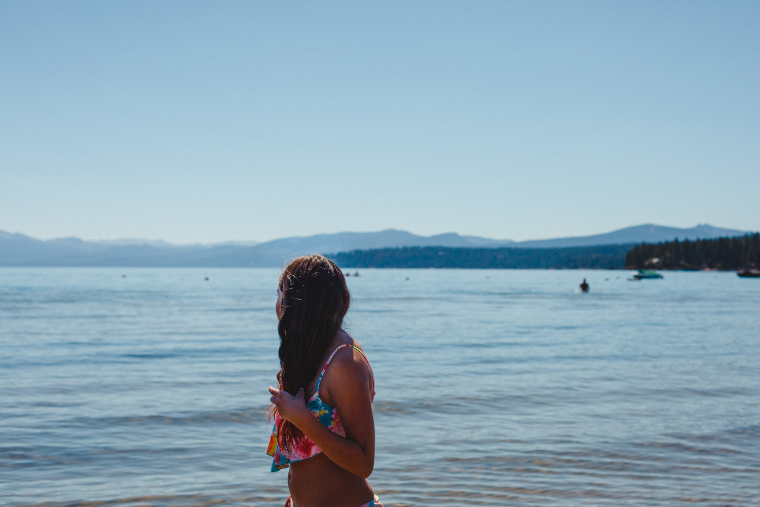 Lake Tahoe Adventure with Children
